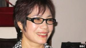 Nhà văn Võ Thị Hảo băn khoăn về tham nhũng  trong năm qua và hướng về những  người bị 'tù oan' vào dịp năm mới này.