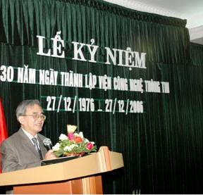 Gs. Phan Đình Diệu. Ảnh Hiệu Minh blog