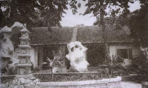 Đền thờ Phạm Tu ở Làng Thanh Liệt