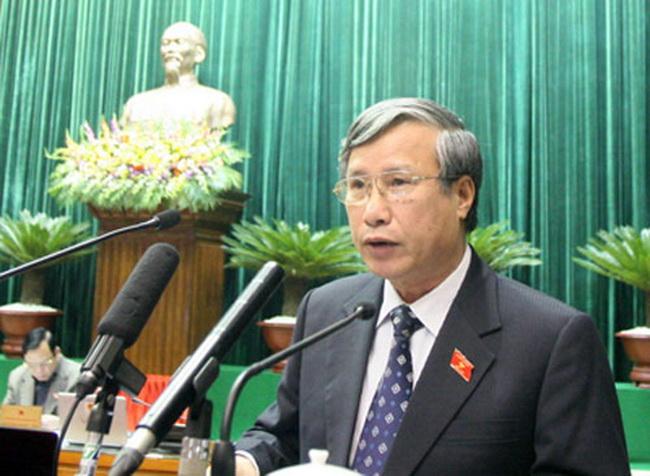 Chánh văn phòng trung ương đảng Trần Quốc Vượng