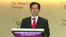 nguyen tan dung- the shangri-la