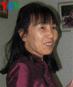 Bà Enomoto Aeko