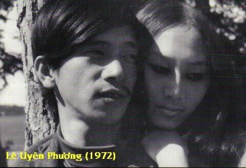 Lê Uyên & Phương năm 1972