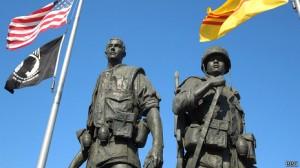 Nhiều tượng, đài tưởng niệm chiến binh Mỹ - Việt Nam Cộng hòa được xây dựng ở Hoa Kỳ