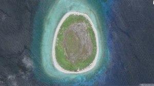 Đảo Hữu Nhật - Ảnh: Nhóm Trúc Nam Sơn