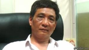 PGS. TS. Hoàng Ngoc Giao nói VN nên theo Philippines sử dụng Tòa án Luật Biển Quốc tế để đấu tranh