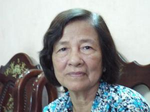 Bà Huỳnh Thị Sinh