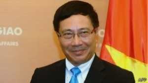 Ngoại trưởng Phạm Bình Minh nói VN đấu tranh chống 'ngăn cản' cư dân trên chính vùng biển của mình