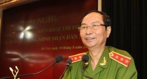 Ông Phạm Quý Ngọ