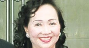 Bà Trương Mỹ Lan