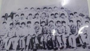 Những người trong bức ảnh này đã hy sinh trong cuộc chiến chống quân xâm lược Trung Quốc 2.1979. Tên của họ được ghi trên bia tưởng niệm ở Pò Hèn.