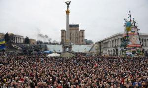 Quảng trường Maidan. Nếu có công bằng xã hội sẽ không đổ ra đường.