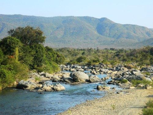 Vẻ đẹp hoang sơ trong khu vực sinh sống của người Raglai.