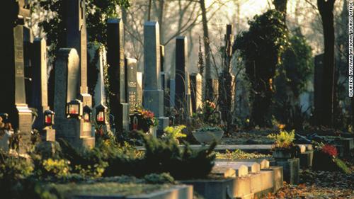 4. Nghĩa trang Central, Vienna, Áo.