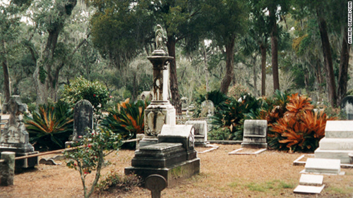 5. Nghĩa trang Bonaventure, Savannah, Georgia, Mỹ.