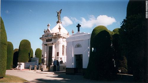 6. Nghĩa trang Punta Arenas, Chile.