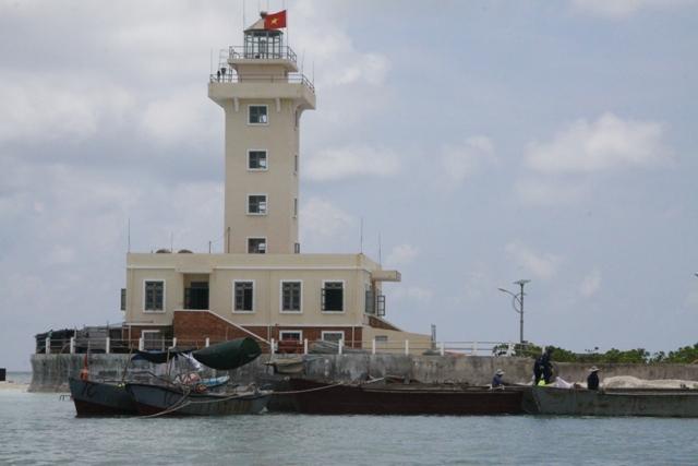Một góc đảo Sinh Tồn