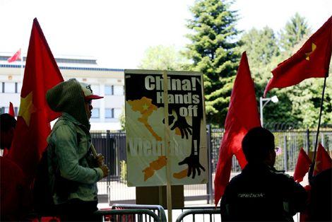 Tuần tới, cộng đồng người Việt Nam tại Vương quốc Bỉ sẽ tiếp tục biểu tình phản đối Trung Quốc tại Nghị viện châu Âu để thu hút sự chú ý và kêu gọi sự ủng hộ của bạn bè quốc tế.