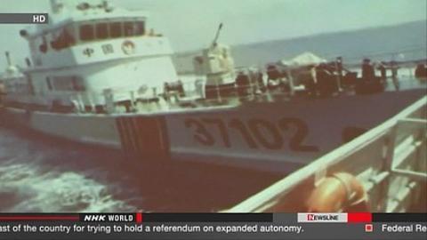 Dùng tàu lớn húc tàu nhỏ! Trung Quốc đã tạo ra tiền lệ và không biết rằng hành động ngược lại còn nguy hiểm gấp bội.