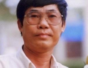 Nhà văn Đình Kính