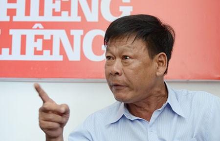 """Nhà nghiên cứu Đinh Kim Phúc: """"TQ đang cố ngụy tạo bằng chứng cho cái mà họ gọi là thực thi chủ quyền của họ ở vùng biển vốn đã đương nhiên thuộc chủ quyền của Việt Nam""""."""