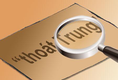 thoat Trung
