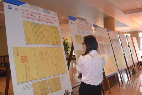 Châu bản Triều Nguyễn là bằng chứng lịch sử và pháp lý khẳng định chủ quyền biển đảo Việt Nam