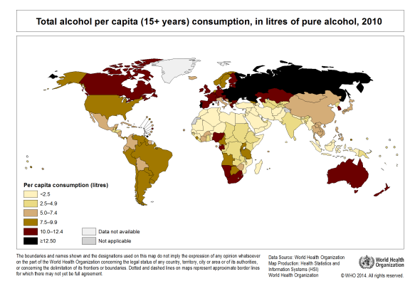 WHO-2014-alcohol-map