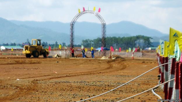 Nhà văn Nguyên Ngọc nói Trung Quốc 'ráo riết' vào các dự án bauxite.
