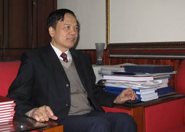 Ông Đặng Kim Vui, Giám đốc Đại học Thái Nguyên