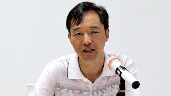 PGS Giang Hồng Nghĩa - Ảnh: hainu.edu.cn