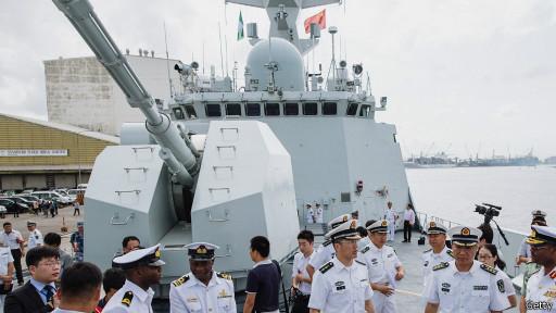 Các động thái quân sự của Trung Quốc trên Biển Đông đặt ra những quan ngại về an ninh khu vực.