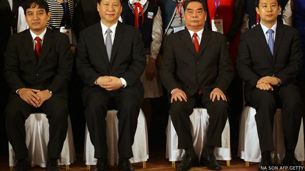 Ông Lê Hồng Anh sang Trung Quốc với tư cách đặc phái viên của Tổng Bí thư Nguyễn Phú Trọng