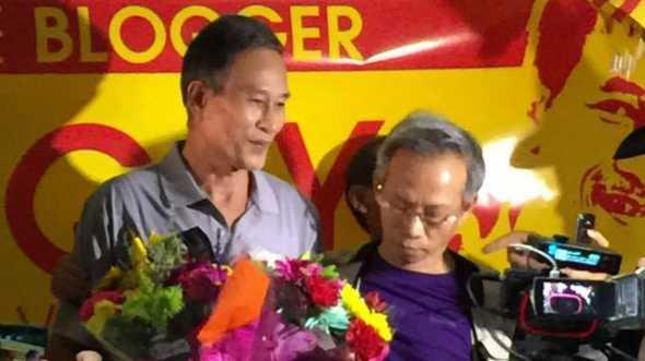 Hà Nội được cho là 'trao đổi' tù nhân chính trị để đổi lấy việc nhượng bộ của Mỹ