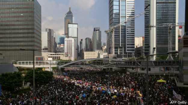 Hong Kong hôm nay