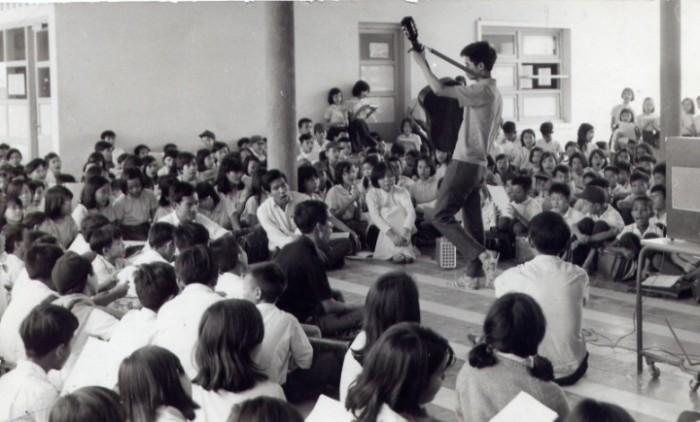 Du ca, một sinh hoạt âm nhạc đặc biệt của Sài Gòn trước 1975